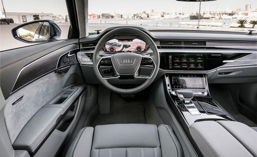 2019 Audi A8 L - Slide 106