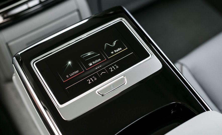 2019 Audi A8 L - Slide 108