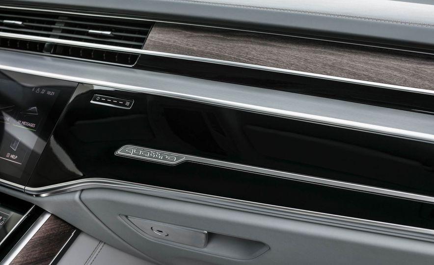 2019 Audi A8 L - Slide 109