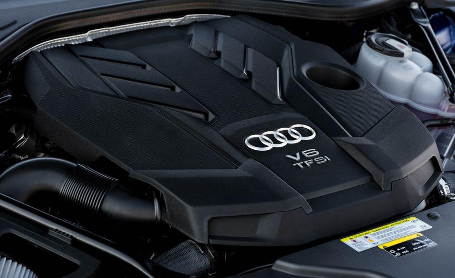2019 Audi A8 L - Slide 114
