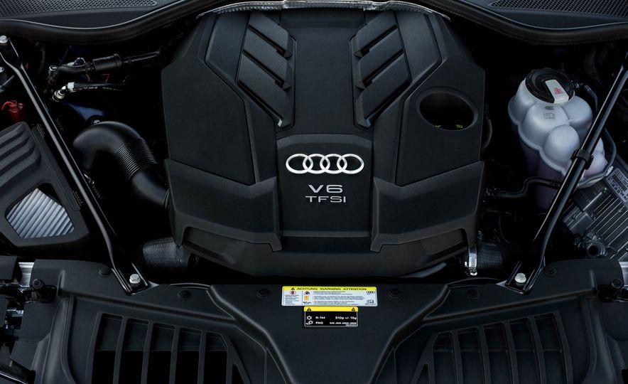 2019 Audi A8 L - Slide 115