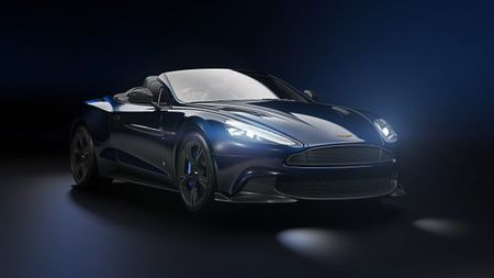 From Zagato to Foxborough: Aston Martin's Tom Brady Signature Edition Vanquish