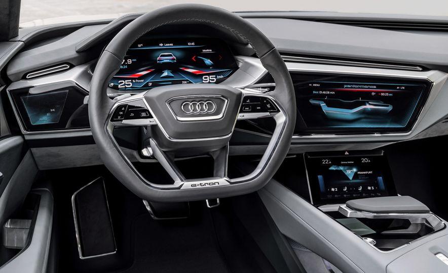 Audi e-tron Sportback concept - Slide 28