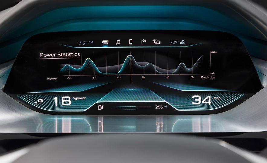 Audi e-tron Sportback concept - Slide 30