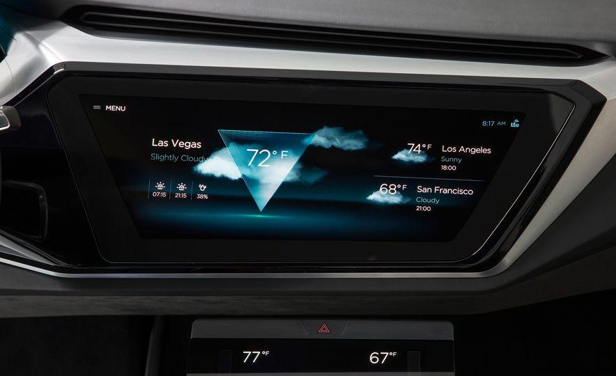 Audi e-tron Sportback concept - Slide 31