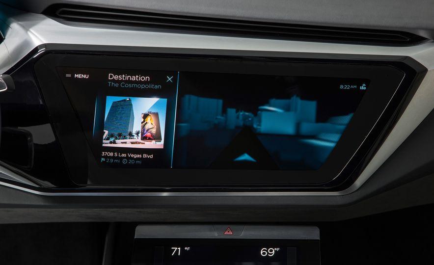 Audi e-tron Sportback concept - Slide 32