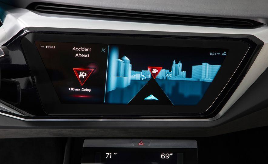 Audi e-tron Sportback concept - Slide 33