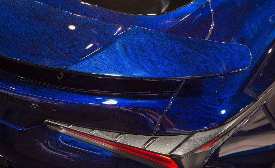 Lexus Black Panther Inspired LC concept - Slide 7