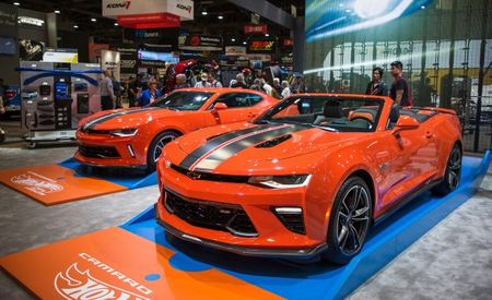Turn a Garage into a Toy Chest with the 2018 Camaro Hot Wheels Edition [Video]