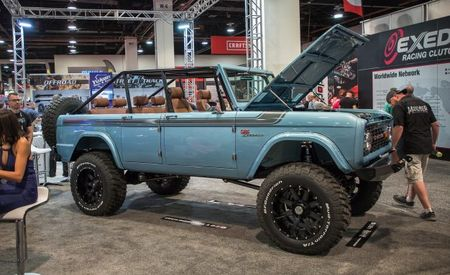 """Four Horseman"" Is Not the Apocalypse, It's a Four-Door Vintage Ford Bronco!"