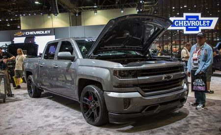 Z06 Pickup? Chevrolet Straps a Vette Supercharger to the Silverado