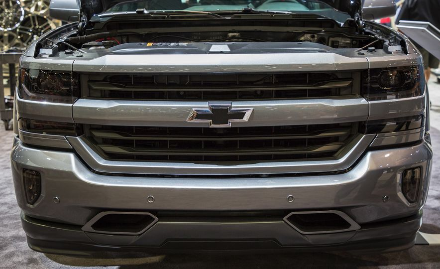 Chevrolet Silverado Performance concept - Slide 4