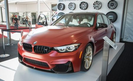 Star-Spangled Bimmer: BMW Debuts 30 Years American Edition M3