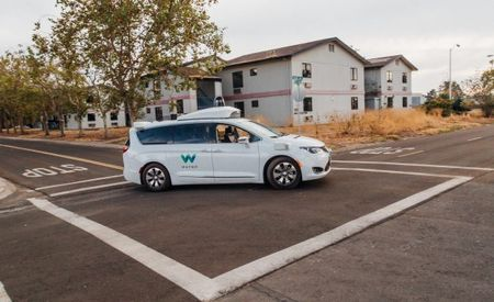 The Secret's Open: Inside the Former Air Force Base Where Google's Waymo Is Building Its Self-Driving Future