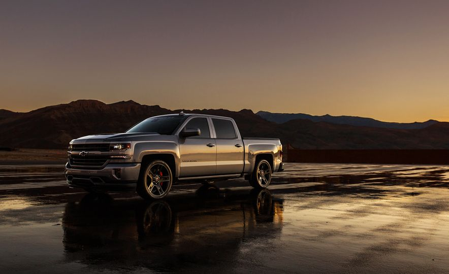 Chevrolet Silverado Performance concept - Slide 10
