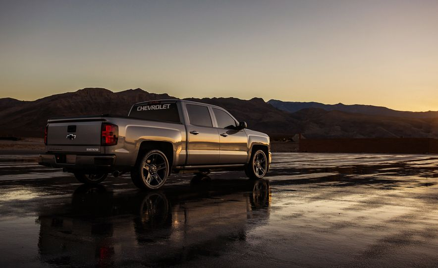 Chevrolet Silverado Performance concept - Slide 11