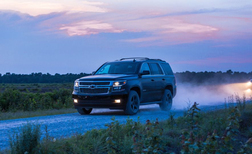 Chevrolet Tahoe Midnight Edition - Slide 5