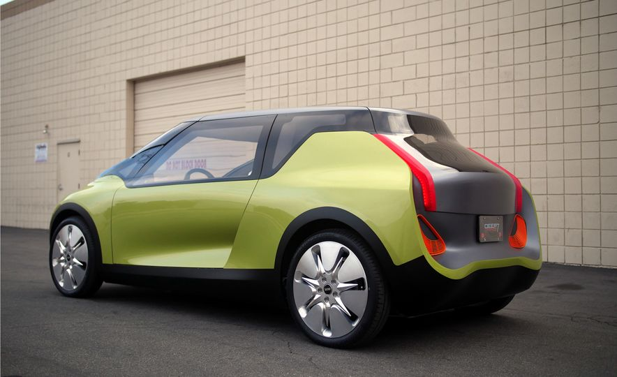 Clemson University Mini Concept Car - Slide 3