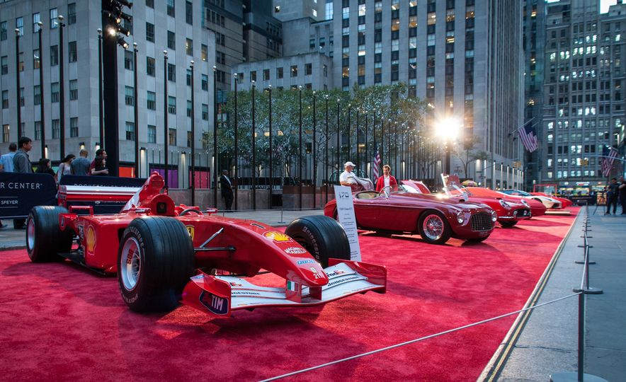 Ferrari Scavenger Hunt! Collect All 28 New and Classic Prancing Horses in Manhattan - Slide 1