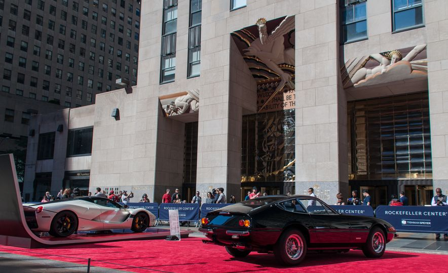 Ferrari Scavenger Hunt! Collect All 28 New and Classic Prancing Horses in Manhattan - Slide 2