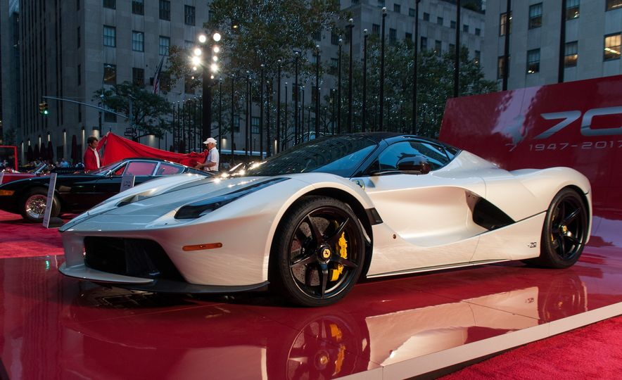Ferrari Scavenger Hunt! Collect All 28 New and Classic Prancing Horses in Manhattan - Slide 3