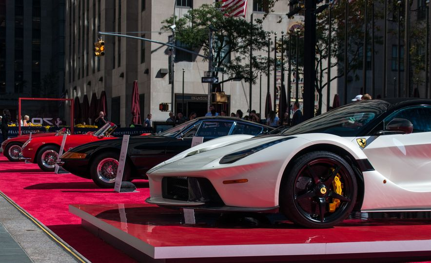 Ferrari Scavenger Hunt! Collect All 28 New and Classic Prancing Horses in Manhattan - Slide 4