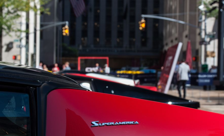 Ferrari Scavenger Hunt! Collect All 28 New and Classic Prancing Horses in Manhattan - Slide 7