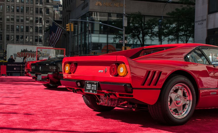 Ferrari Scavenger Hunt! Collect All 28 New and Classic Prancing Horses in Manhattan - Slide 10