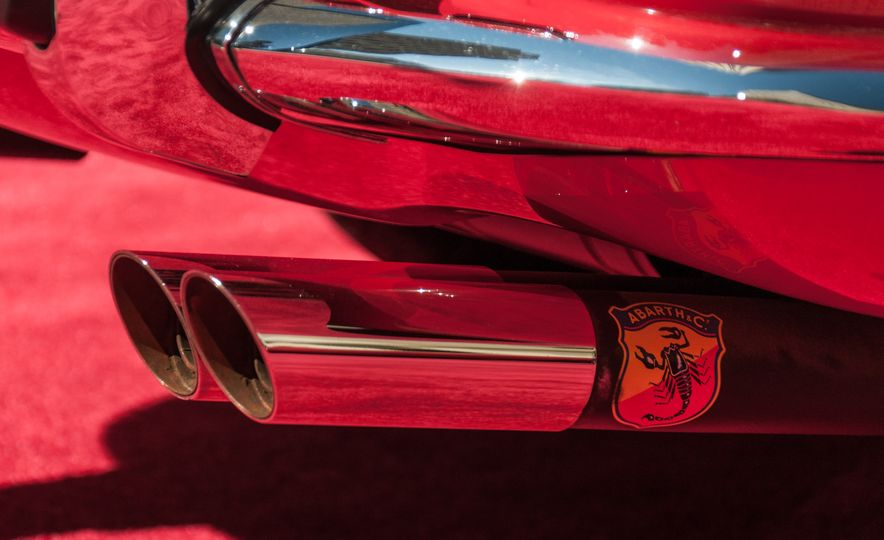 Ferrari Scavenger Hunt! Collect All 28 New and Classic Prancing Horses in Manhattan - Slide 14