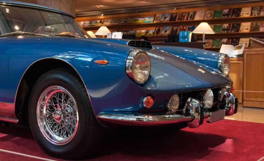 Ferrari Scavenger Hunt! Collect All 28 New and Classic Prancing Horses in Manhattan - Slide 22