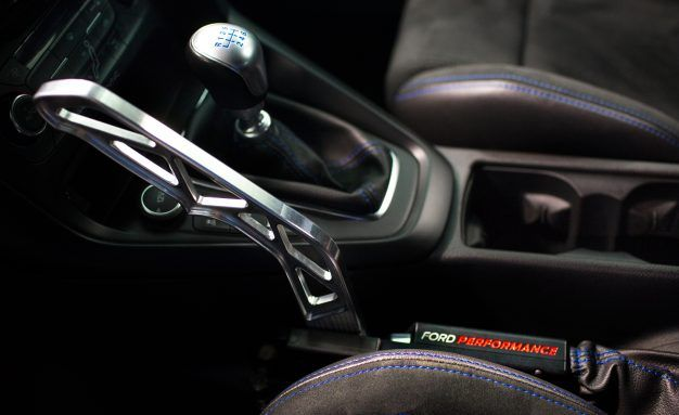 Ford's New Drift Stick for Focus RS Steps Up Its E-Brake Game