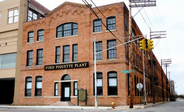 Ford Piquette Plant Experimental Room