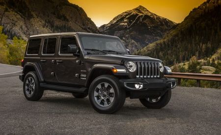 2018 Jeep Wrangler JL: First Official Photos!