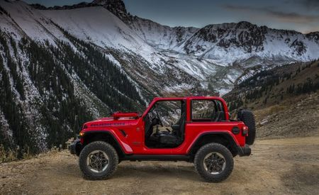 EPA Fuel-Economy Figures for 2018 Jeep Wrangler Confirm V-6