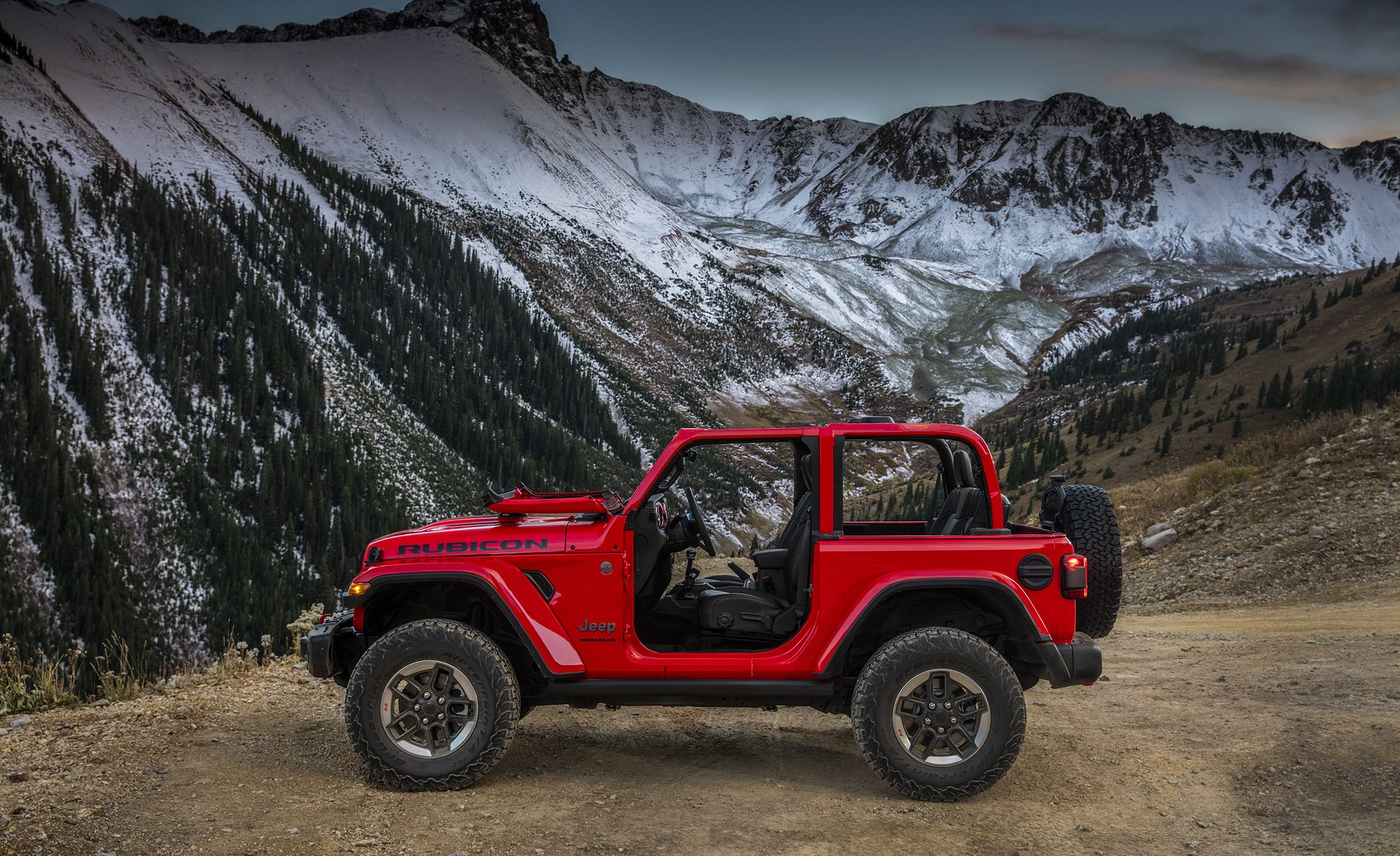 2018 jeep wrangler unlimited epa ratings confirm v 6 news car 2018 jeep wrangler sciox Gallery