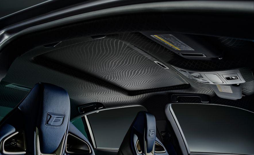 Lexus RC F Special 10th Anniversary Edition - Slide 16
