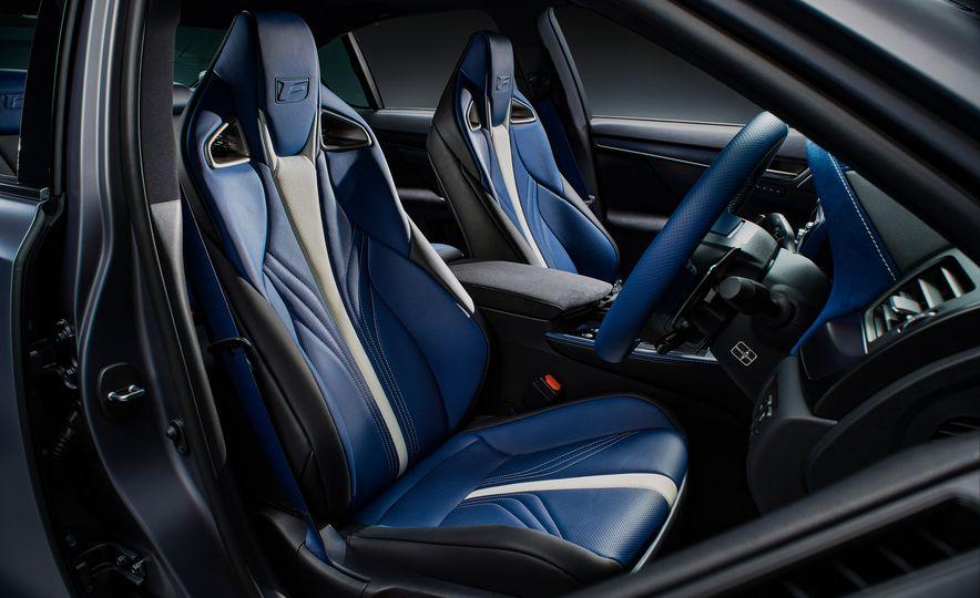 Lexus RC F Special 10th Anniversary Edition - Slide 17