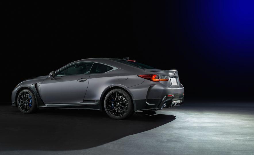 Lexus RC F Special 10th Anniversary Edition - Slide 2