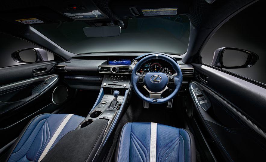 Lexus RC F Special 10th Anniversary Edition - Slide 4