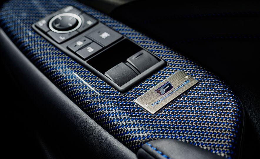 Lexus RC F Special 10th Anniversary Edition - Slide 6