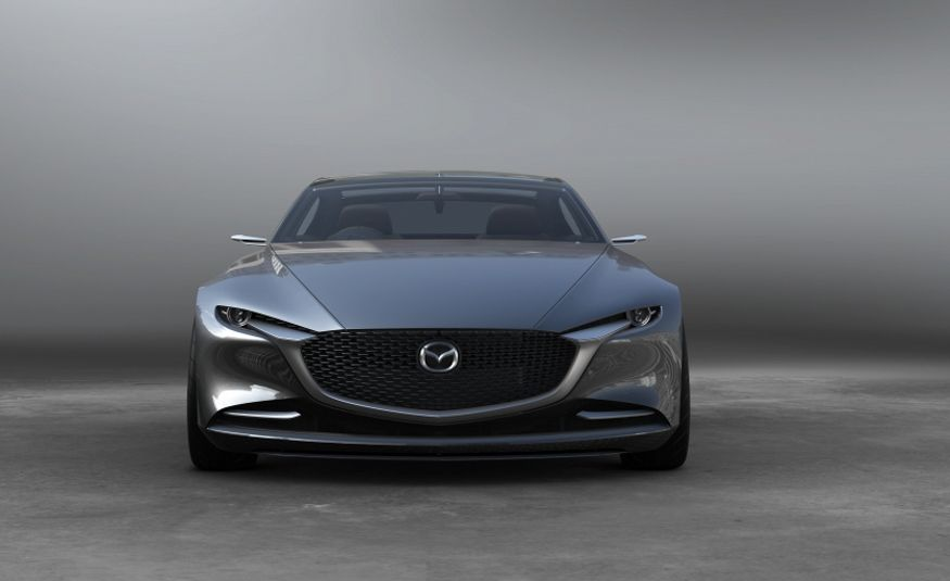 Mazda Vision Coupe concept - Slide 1