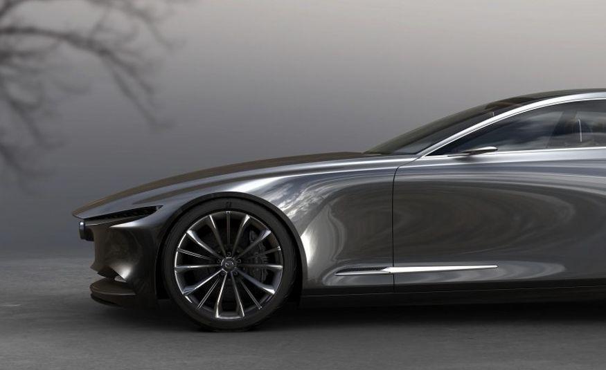 Mazda Vision Coupe concept - Slide 8