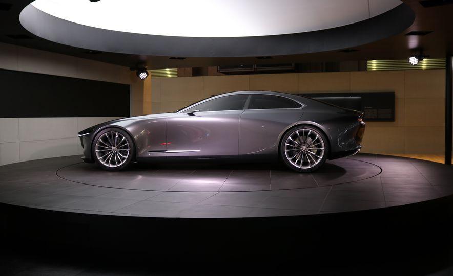 Mazda Vision Coupe concept - Slide 15