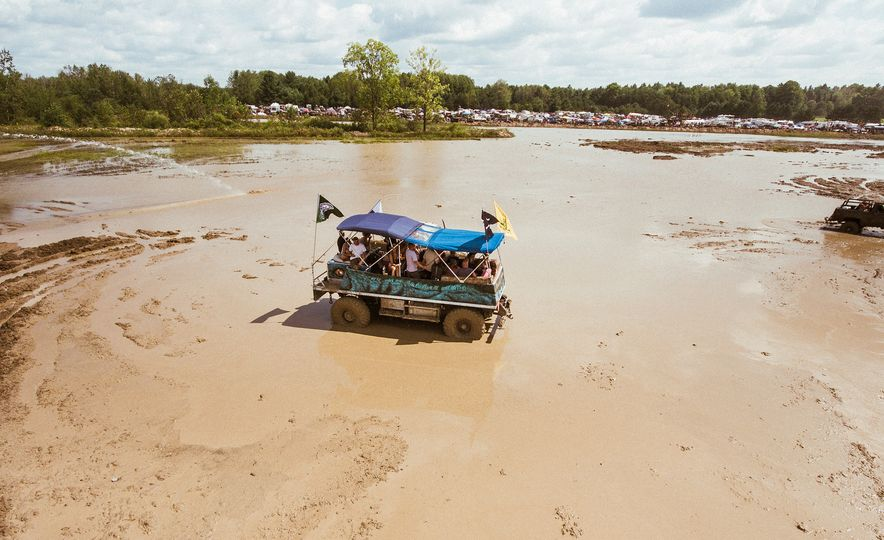 Add Water To Dirt and You Get Mud. Add Beer, Weed, and 15,000 People To Mud and You Get Michigan Mud Jam - Slide 3
