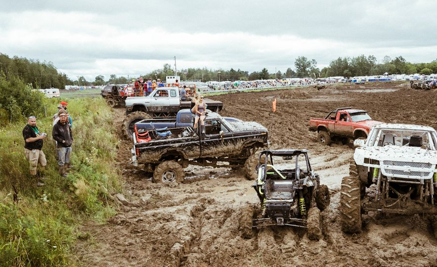 Add Water To Dirt and You Get Mud. Add Beer, Weed, and 15,000 People To Mud and You Get Michigan Mud Jam - Slide 5
