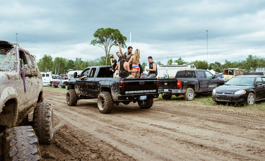 Add Water To Dirt and You Get Mud. Add Beer, Weed, and 15,000 People To Mud and You Get Michigan Mud Jam - Slide 7