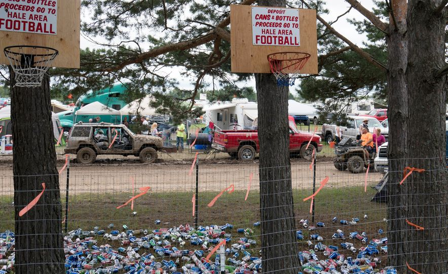 Add Water To Dirt and You Get Mud. Add Beer, Weed, and 15,000 People To Mud and You Get Michigan Mud Jam - Slide 10