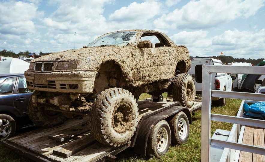 Add Water To Dirt and You Get Mud. Add Beer, Weed, and 15,000 People To Mud and You Get Michigan Mud Jam - Slide 11