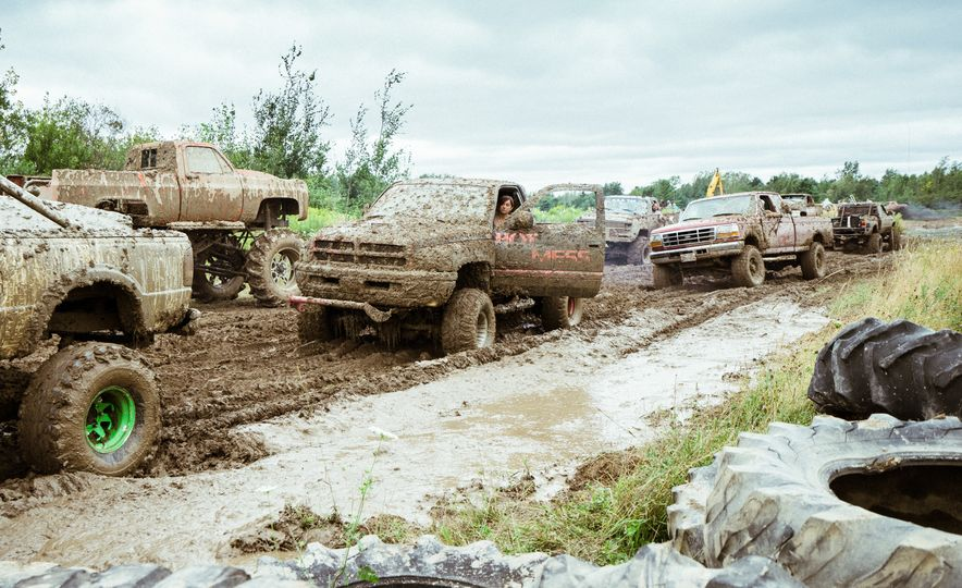 Add Water To Dirt and You Get Mud. Add Beer, Weed, and 15,000 People To Mud and You Get Michigan Mud Jam - Slide 14