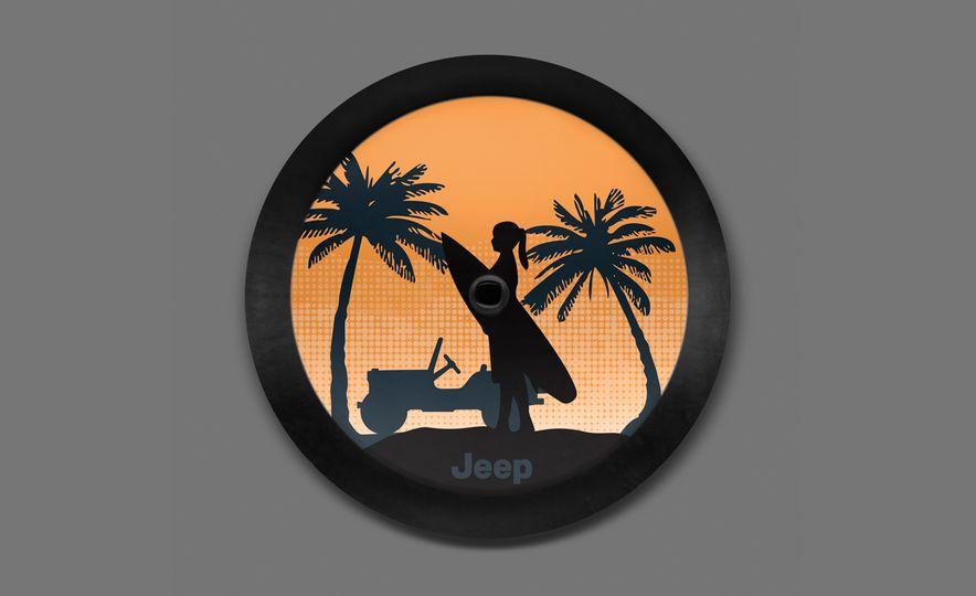 2018 Jeep Wrangler JL Mopar Accessories - Slide 5